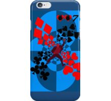 Poker Shots iPhone Case/Skin