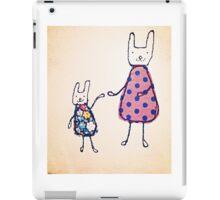 ma & Pooch  iPad Case/Skin