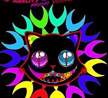Cheshire Cat by Valent1ne