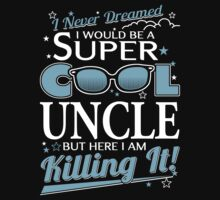 Super Cool UNCLE is Killing It by shara1985