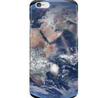 Composite image of the eastern hemisphere on planet Earth. iPhone Case/Skin