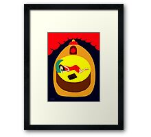 CHOCOLATE HEAVEN Framed Print