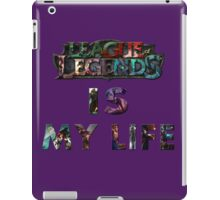 league of legends iPad Case/Skin