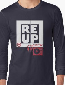 The #ReUpCrew Limited Best Seller Music T-Shirt