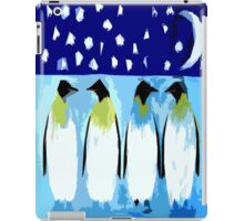 PENGUIN CONVERSATION iPad Case/Skin