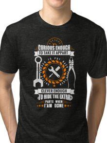 Mechanic Tri-blend T-Shirt