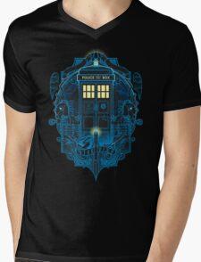 T4RD1S V1 Mens V-Neck T-Shirt