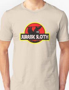 Jurassic Sloth! T-Shirt