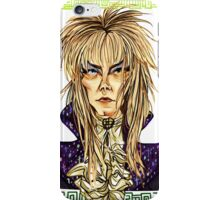 David Bowie Tribute iPhone Case/Skin