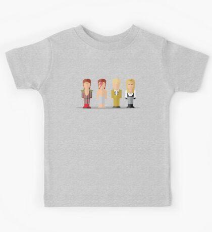 Best of David Bowie Kids Tee