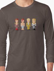 Best of David Bowie Long Sleeve T-Shirt