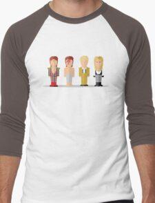 Best of David Bowie Men's Baseball ¾ T-Shirt