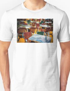 Colourful Confusion Unisex T-Shirt