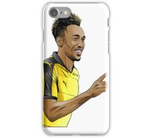 Aubameyang Dortmund iPhone Case/Skin