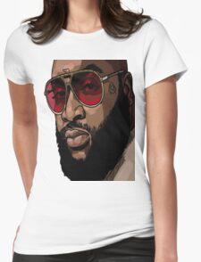 Rick Ross Womens Fitted T-Shirt