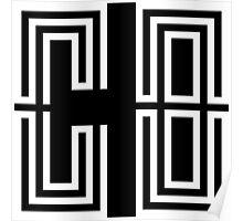 Chip-8 Logo Poster