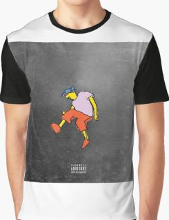 Milhouse Facts Graphic T-Shirt
