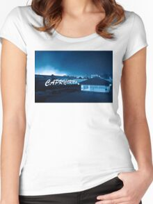 Capricornia Rooflines Women's Fitted Scoop T-Shirt