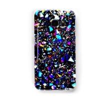 Placer colored crystals. Geode Samsung Galaxy Case/Skin