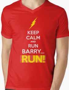 Keep Calm and RUN, BARRY... RUN! T-Shirt