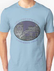 NYC-Carnegie Hall T-Shirt