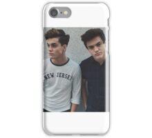 Dolan twins!!! iPhone Case/Skin