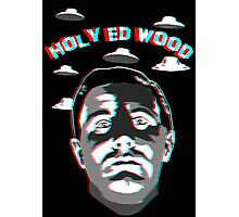 Holy Ed Wood Photographic Print