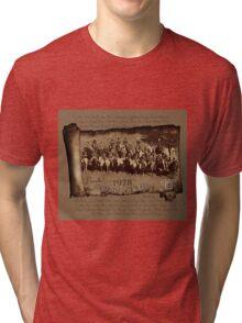 Vintage RF 1978 Penola Pony Club members Tri-blend T-Shirt