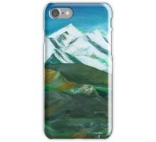 Himalaya iPhone Case/Skin