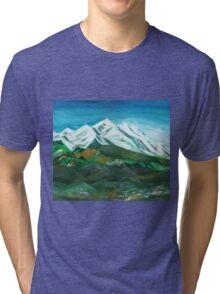 Himalaya Tri-blend T-Shirt