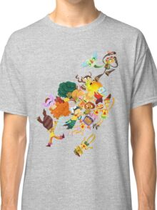 Whispering Rock Psychic Summer Camp Pals Classic T-Shirt