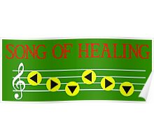 Song of Healing Poster
