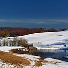 A Brandywine Winter by cclaude