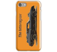 The Interceptor  iPhone Case/Skin