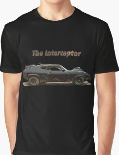 The Interceptor  Graphic T-Shirt