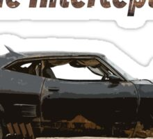 The Interceptor  Sticker