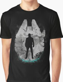 Falcon Graphic T-Shirt