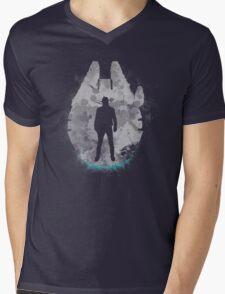 Falcon Mens V-Neck T-Shirt