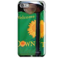 SMALLTOWN USA series # 12         ^ iPhone Case/Skin