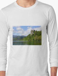 Bled Castle Long Sleeve T-Shirt