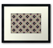 Starry Tiles in BMAP 01 Framed Print