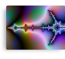 Electrical Current Canvas Print
