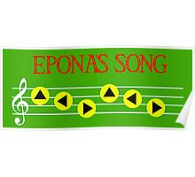Eponas Song Poster