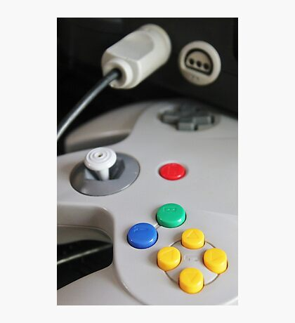 n64 Photographic Print