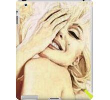 Sleeping Marilyn iPad Case/Skin