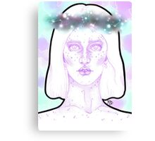 Starlit Darling  Canvas Print