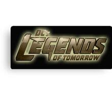 Legends Of Tomorrow Canvas Print