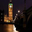 Big Ben by Johannes Valkama