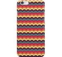 Fallen Leaf Wave Pattern iPhone Case/Skin