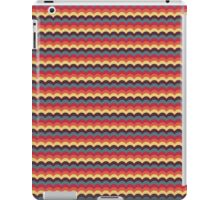 Fallen Leaf Wave Pattern iPad Case/Skin